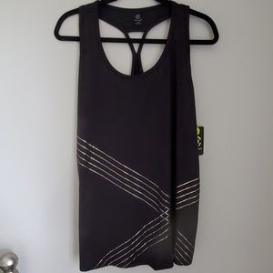 Champion Tops - NWT Black/Gold tank